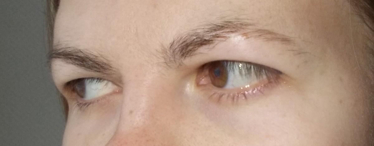 как увеличить спектр глаз