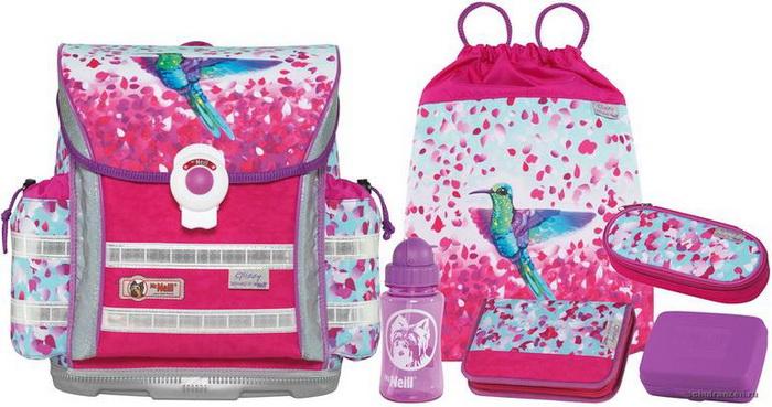 Рюкзаки для первоклашек для девочек чемоданы на колесах антлер 1340267