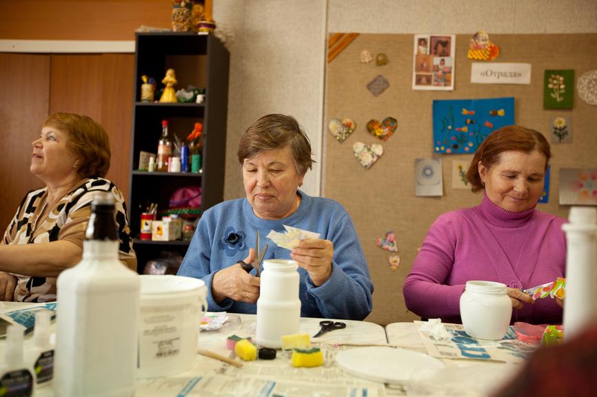 Работа для пенсионеров заводской район минска