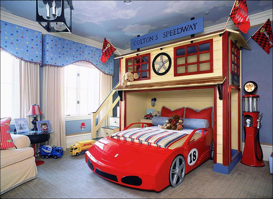интерьеры комната для детей фото