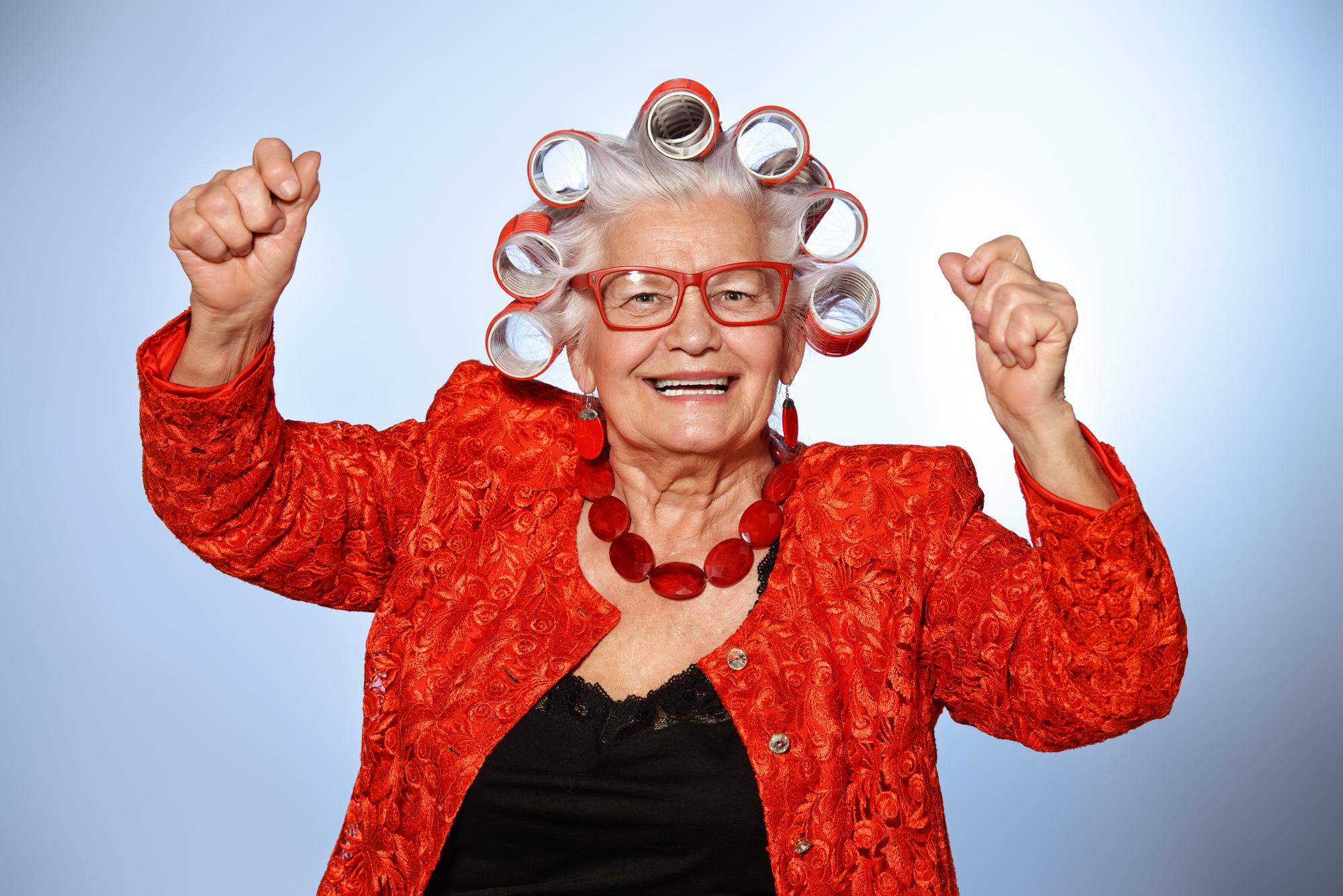 Фотки бабушек