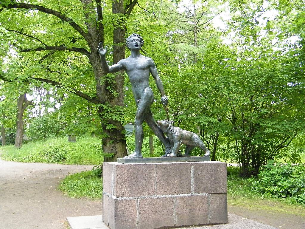 Выборг-гид Выборг Скульптура