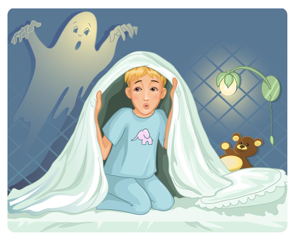 Картинки по запросу страх смерти у детей
