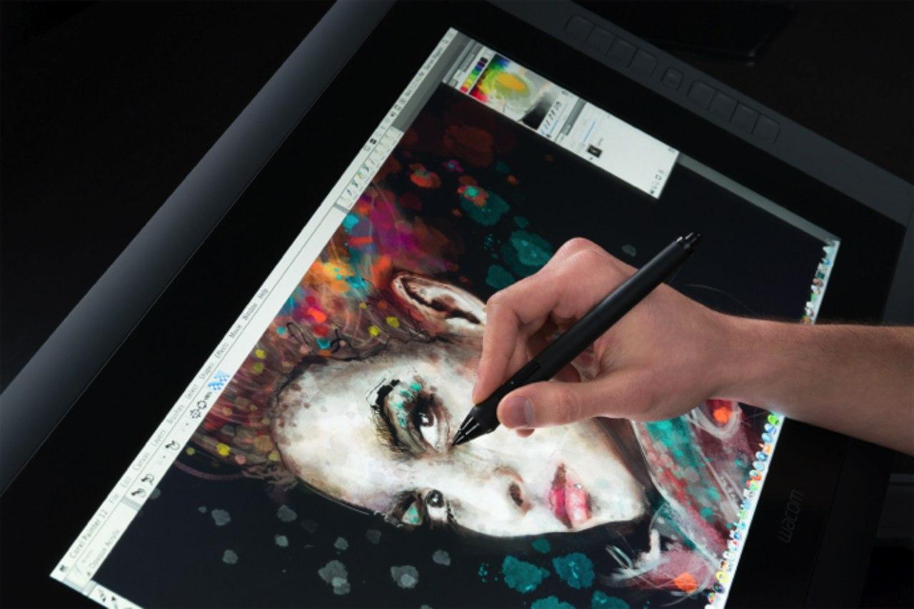 Как сделать арт на планшете